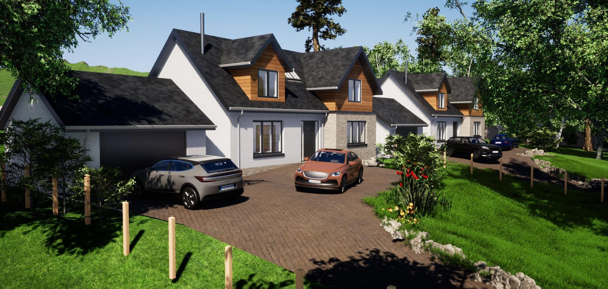 NEW HOMES, SOUTH LANARKSHIRE