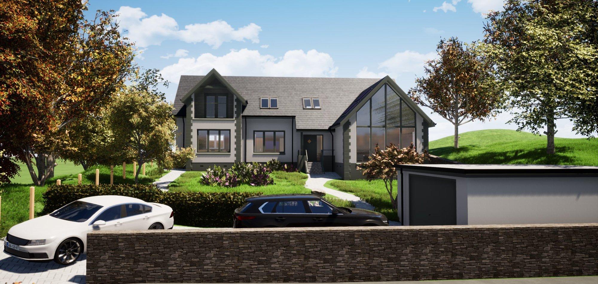 NEW HOUSE, NEW ALYTH