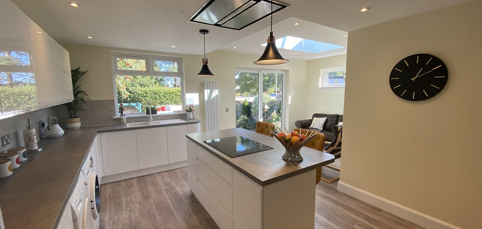 EXTENSION, BROUGHTY FERRY